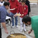 Esgrima, fiesta nacional del sable de ni–os en Ciudad Real