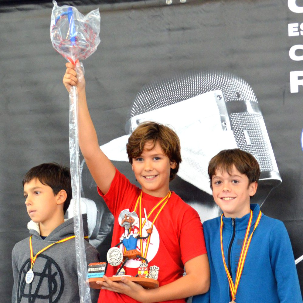 Final Circuito Esgrima Quijote 2019 !